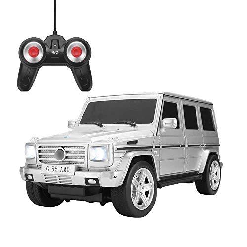 AUTOKS Mando a Distancia Modelo de Coche Mini RC Coche 1/24 Radio...