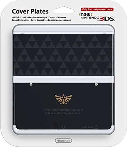 New Nintendo 3DS Zierblende 024 (Zelda Triforce)