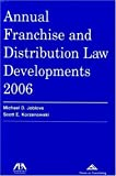 Telecharger Livres Annual Franchise and Distribution Law Developments Annual Franchise Distribution Law Developments by Michael Joblove 2006 12 01 (PDF,EPUB,MOBI) gratuits en Francaise