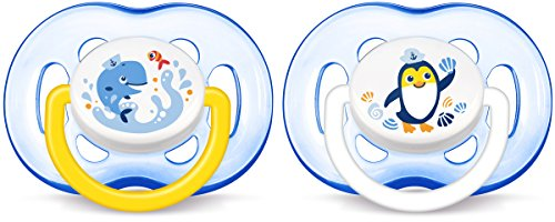 Philips AVENT - Chupete Free-flow baby pacifier