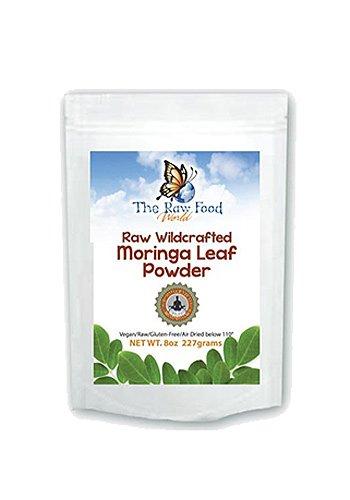 the-raw-food-world-polvo-crudo-natural-de-hoja-de-moringa-227g