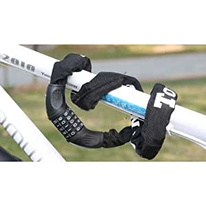 "TONYON TY732 High-Quality Combo Chain Bicycle Lock (0.24""* 35.5"")"