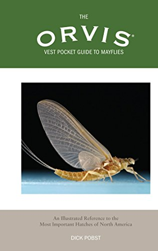 orvis-vest-pocket-guide-to-mayflies-an-illustrated-reference-to-the-most-important-hatches-of-north-
