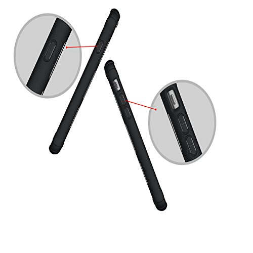 iPhone 6S Hülle, MSK® Schutzhülle iPhone 6S Handyhülle [Hybrid Hülle] Harte Schale Bumper Tasche Etui Case Für iPhone 6S - Grün Weiß