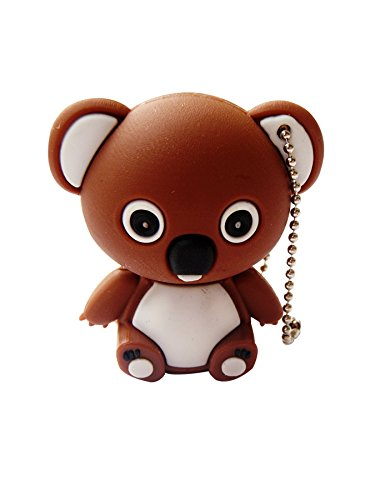 koala-bear-marrone-usb-flash-drive-16-gb-memory-stick-archiviazione-dati-pendrive-marrone
