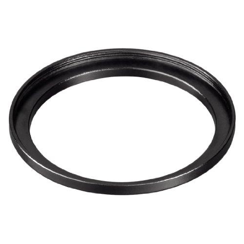 Hama Filter-Adapterring, Von 55,0 mm Objektiv auf 72 mm Filter, Metall, Schwarz 55 Mm-adapter-ring