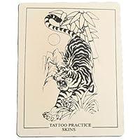 Tattoo practice skin, tiger by TattooEZone tattoo supplies preisvergleich bei billige-tabletten.eu