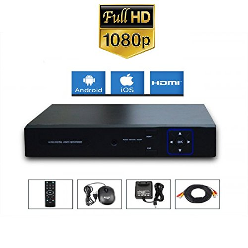 Kit-videovigilancia-6-Cmaras-tubos-Pro-Full-AHD-1080P-Sony-20-MP–4000-GB-6-Cable-de-40-M-pantalla-22
