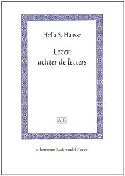 Lezen Achter de Letters (Athenaeum Boekhandel Canon)