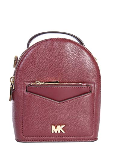 Michael Kors Luxury Fashion Donna 30T8GEVB0L610 Bordeaux Zaino | Primavera Estate 19