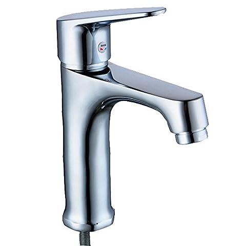 Faucet single hole basin faucet faucet whole copper main hot