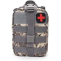 GXYCP Erste-Hilfe-Kit EMT Camouflage Rotes Kreuz Medizinische Tasche Molle Outdoor Tools Survival Pack,AUC preisvergleich bei billige-tabletten.eu