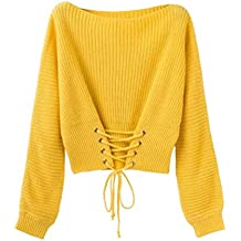outlet store 8d706 a60d0 Amazon.it: maglione giallo