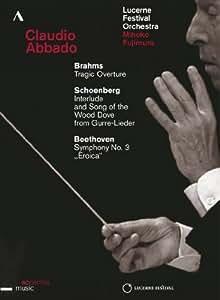 Brahms / Schoenberg / Beethoven - 2013 Lucerne Festival [Claudio Abbado, Lucerne Festival Orchestra] [DVD] [2014]