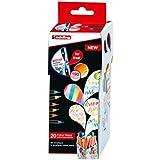 Edding 1340Brush Pen–Rotuladores con punta variable–Varios colores–Ideal para mano Lettering, zendoodle, caligrafía y mangas 20er-Set