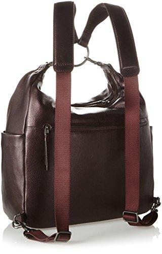 BREE Damen Nola 6 S17 Rucksackhandtasche, Einheitsgröße Rot (winbronze)