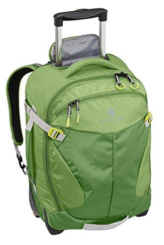 Eagle Creek Trolley Rucksack mit Rollen Actify Wheeled Backpack Inernational Carry-On, black, EC020575010 Sage (Grün)