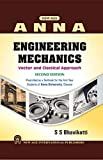 """Textbook on """" Engineering Mechanics: Vector and Classical Approach (As Per Anna University Syllabus)""""."""