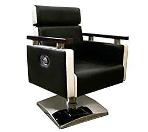 Totemic Trading BS001 Fauteuil inclinable de coiffeur/barbier