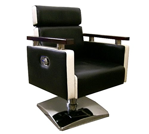 Totemic trading black salon barber chair 9809