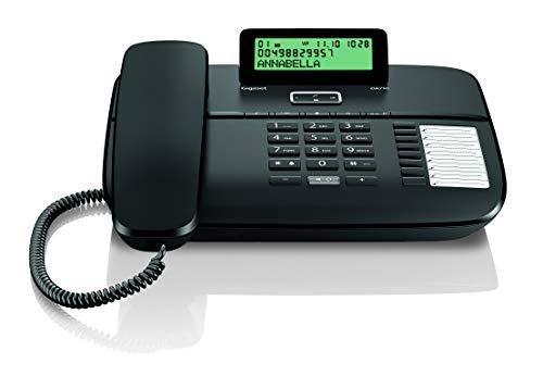 Gigaset DA710 - Teléfono Fijo Cable Manos Libres