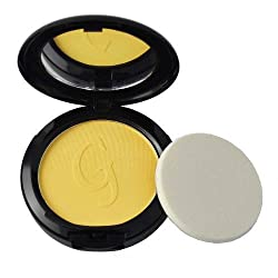 GlamGals Face Stylist Compact,Soft Honey,12g