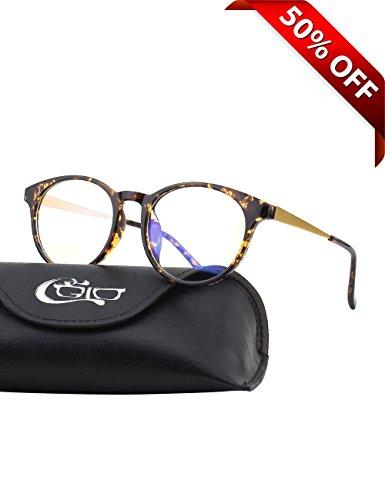 CGID CT28 Gafas Premium con Armazón TR90 para Protección Contra Luz