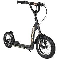 Bikestar Trottinette Enfant 2 Roues pour Garcons et Filles de 6-10 Ans ★ Patinette Enfant 12 Pouces Sportif ★