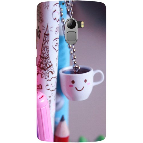 Casotec Photography Design Hard Back Case Cover for Lenovo K4 Note