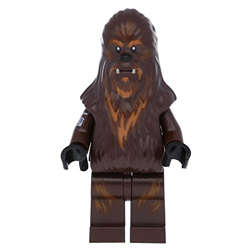 LEGO Star Wars : Minifigur Wullffwarro aus dem Set 75084 entnommen