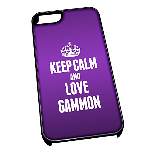 black-cover-for-iphone-5-5s-1109-purple-keep-calm-and-love-gammon