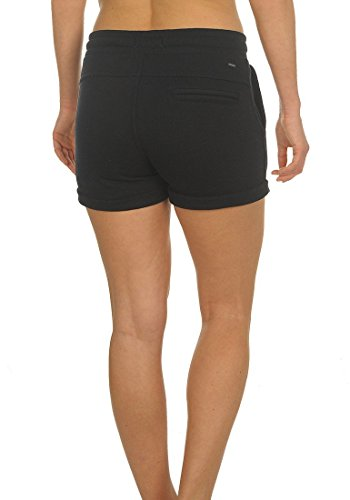 DESIRES Derby – Sweatshorts – Hot Pants – Femme Black