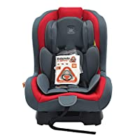 Babyauto Lolo Baby Car Seat From Birth to 3 Years, 0-18 kg - Red