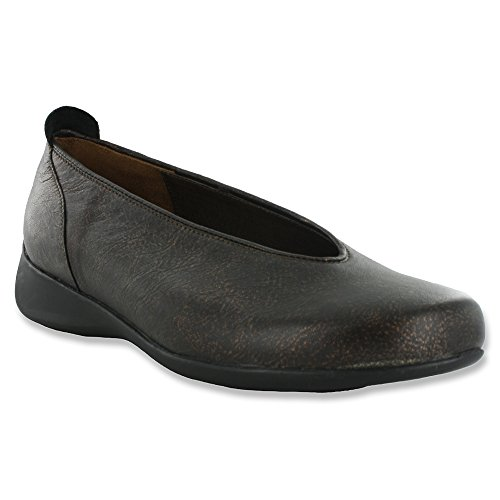 Sandali Wolky KA 20430 cognac leather / Cold Winter Warm Lining