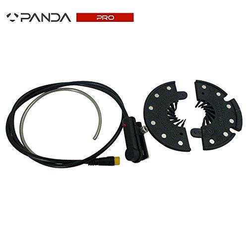 EASY FIT PEDAL AYUDAR SENSOR (PAS) TIPO DE CABLE PARA BICICLETAS ELECTRICAS PARA BICICLETA UPGRADED (PANDA PRO & SMART)