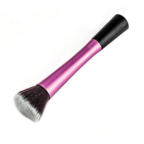 Blush Poudre Cosmétique Pointillé Pinceau Fond De Teint Outil De Maquillage Rouge Modèle1051
