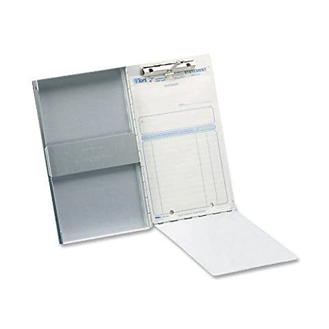 Saunders Recycled Aluminum Snapak Form Holder - Memo Size - 10507