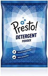 Amazon Brand - Presto! Detergent Powder - 8 kg