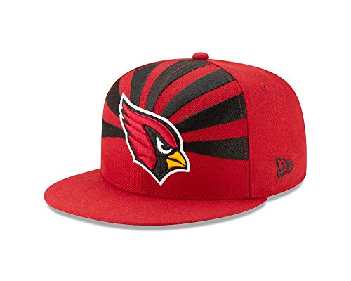 New Era NFL Arizona Cardinals 2019 Official ON-Stage 9FIFTY Snapback Draft Cap