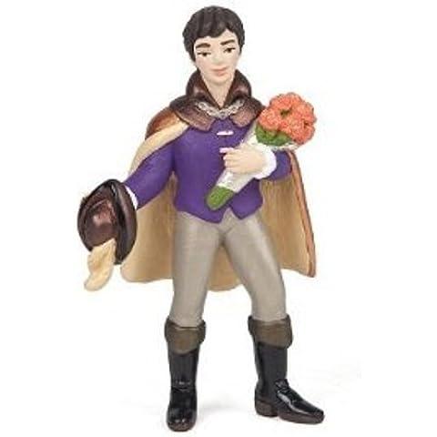 Papo-PAP38820-Principe con bouquet