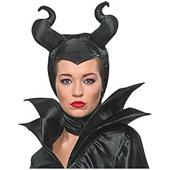 Taille Unique Cosplay /& Halloween thematys Chapeau de sorci/ère Noir pour Adultes Parfait pour Carnaval