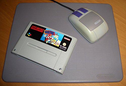 Original Spiel Super Mario Paint + Maus (für SNES Super Nintendo, PAL, deutsch)