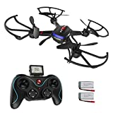 Holy Stone Drone with HD Camera F181C RC Quadcopter RTF 4 Channel 2.4GHz