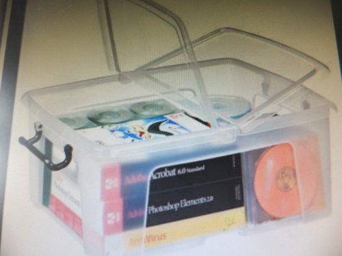 Cep Kunststoffboxen 49,8 x 39,7 x 20,2 cm (BxTxH) transparent 24 Liter Aufbewahrungsboxen