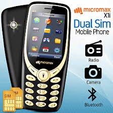 Micromax X1i Xtra Mobile Phone