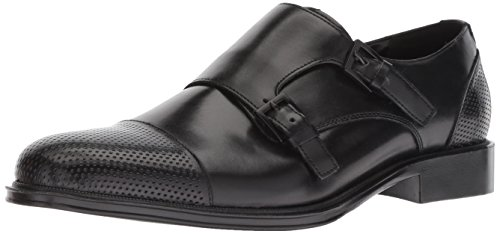 Kenneth Cole Reaction Men's Zac Monk-Strap Loafer, Medium
