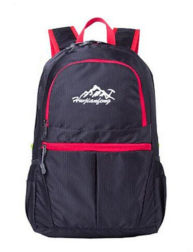 HWB/ <20 L Tourenrucksu00e4cke/Rucksack / Compression-Pack / Rucksack Camping & Wandern / Klettern / Legere Sport / Reisen / RadsportDrauu00dfen / Dark Blue