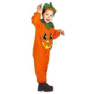 WIDMANN-Zucca - Disfraz infantil unisex, multicolor, (104 cm/2 - 3 años), 36188