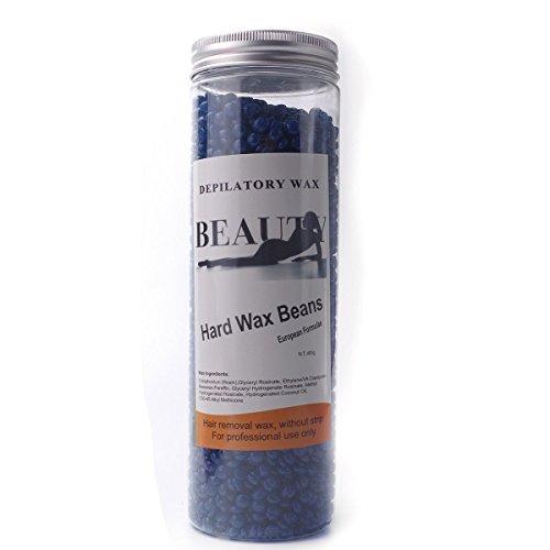 s Hard Body Wax Beans Haarentfernung Wachsperlen für Frauen Männer (Halloween Kleber Auf Die Nägel)