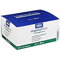 Urgomull fein Fixierbinden 8 cm x 4 m 20 Stück preisvergleich bei billige-tabletten.eu